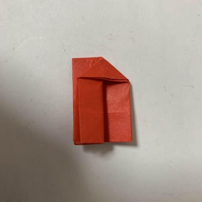 折り紙ディズニーのミッキー&ミニーのリボンの折り方・作り方【ツムツム】 (12)