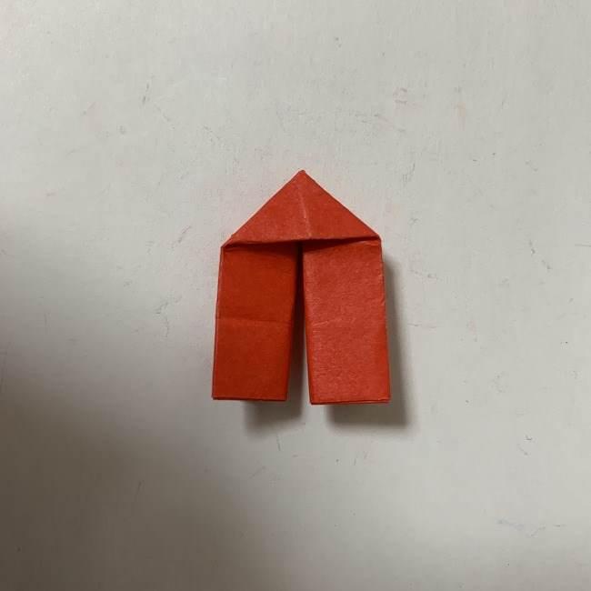 折り紙ディズニーのミッキー&ミニーのリボンの折り方・作り方【ツムツム】 (14)