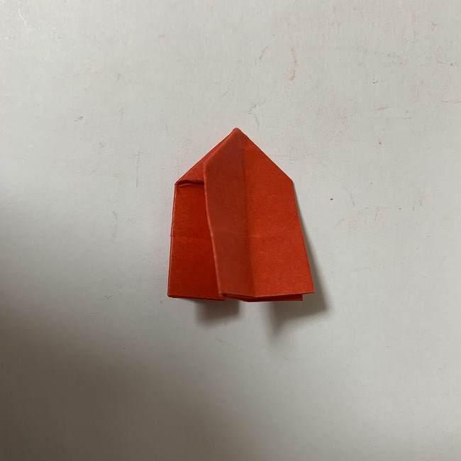 折り紙ディズニーのミッキー&ミニーのリボンの折り方・作り方【ツムツム】 (15)
