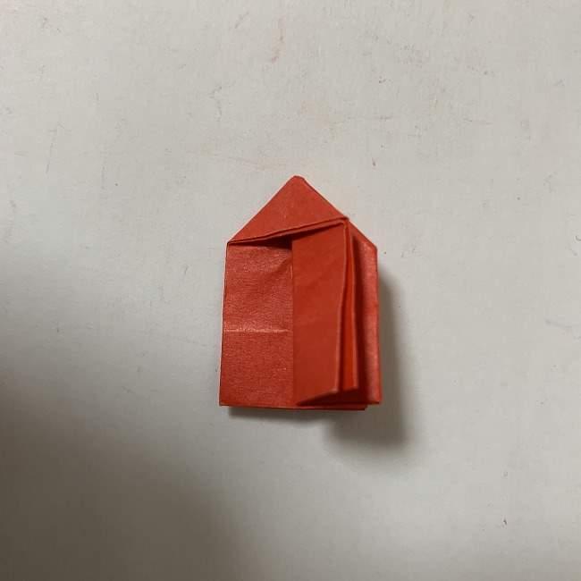 折り紙ディズニーのミッキー&ミニーのリボンの折り方・作り方【ツムツム】 (16)