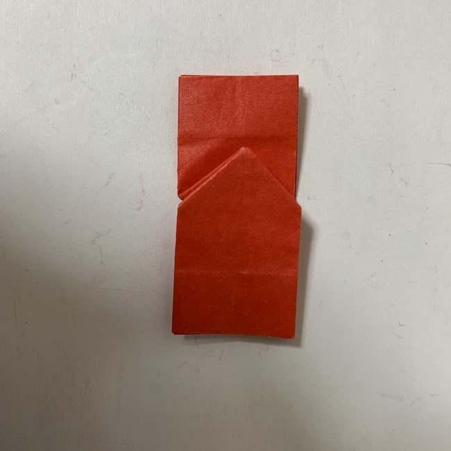 折り紙ディズニーのミッキー&ミニーのリボンの折り方・作り方【ツムツム】 (19)