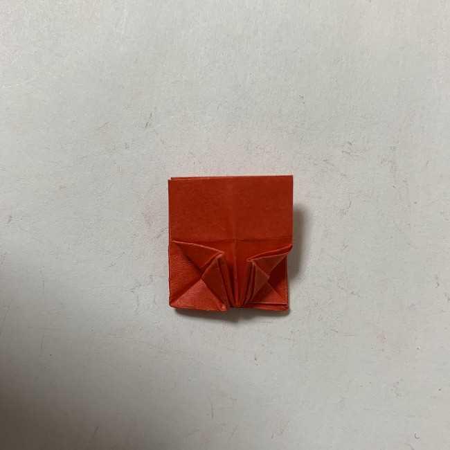 折り紙ディズニーのミッキー&ミニーのリボンの折り方・作り方【ツムツム】 (21)