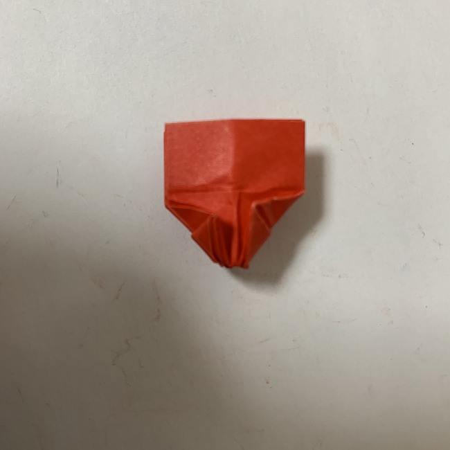 折り紙ディズニーのミッキー&ミニーのリボンの折り方・作り方【ツムツム】 (22)