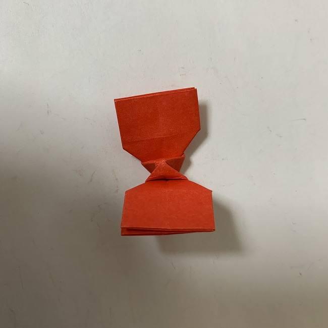 折り紙ディズニーのミッキー&ミニーのリボンの折り方・作り方【ツムツム】 (23)