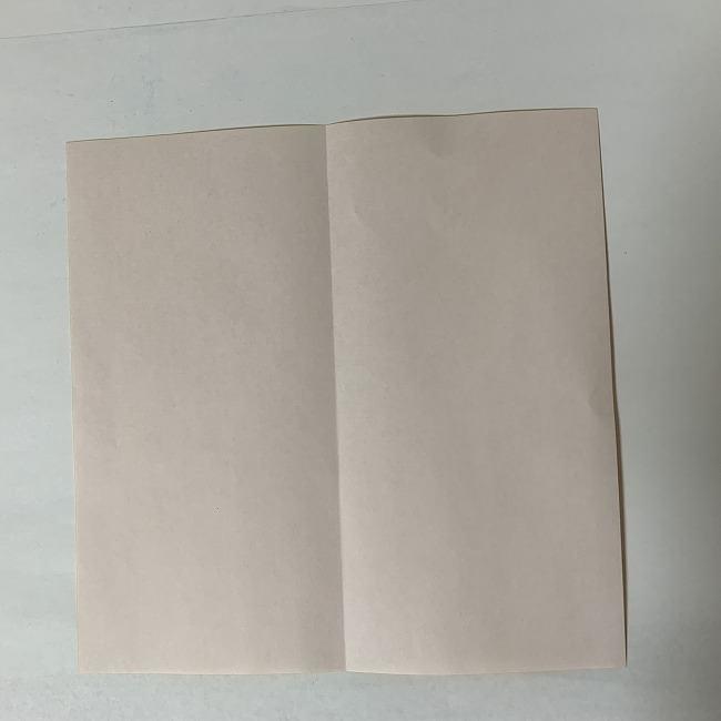 折り紙ディズニーのミッキー&ミニーの折り方・作り方【ツムツム】 (1)
