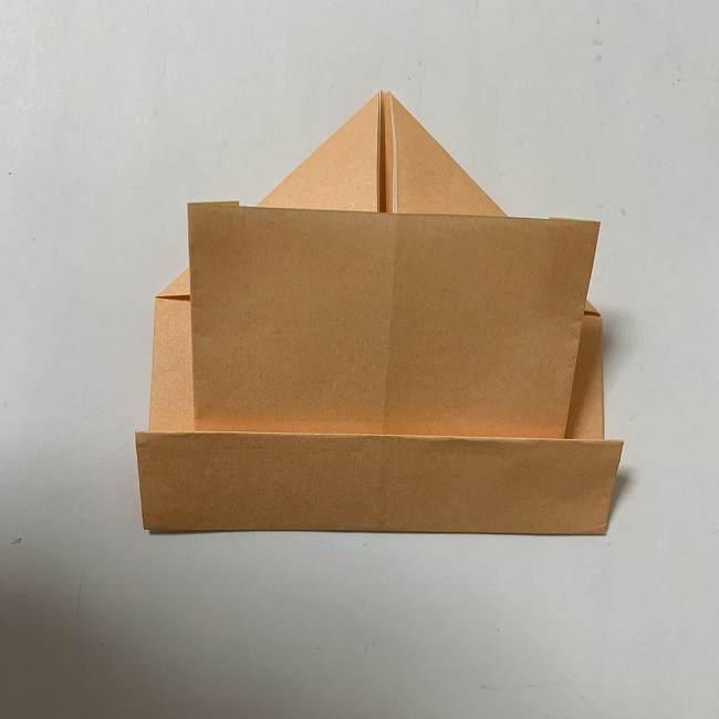 折り紙ディズニーのミッキー&ミニーの折り方・作り方【ツムツム】 (11)