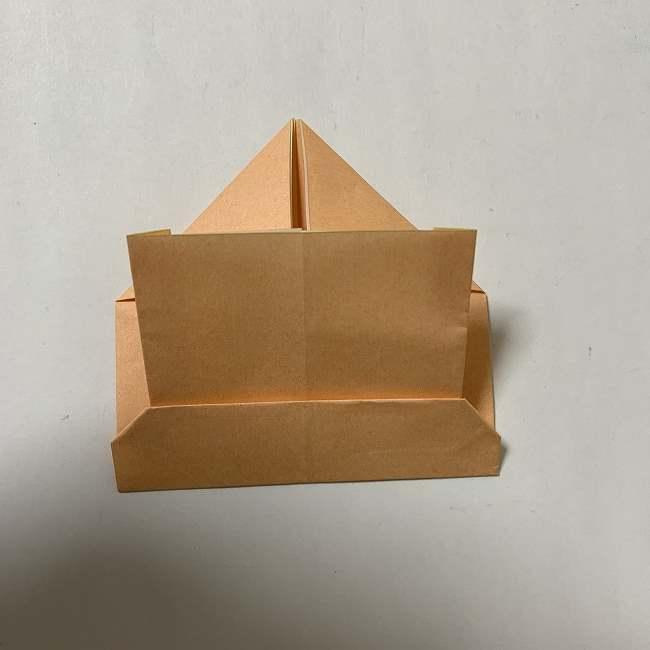 折り紙ディズニーのミッキー&ミニーの折り方・作り方【ツムツム】 (12)