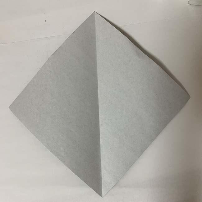 折り紙ディズニーのミッキー&ミニーの折り方・作り方【ツムツム】 (13)