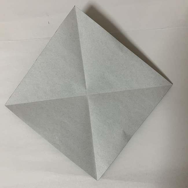 折り紙ディズニーのミッキー&ミニーの折り方・作り方【ツムツム】 (14)