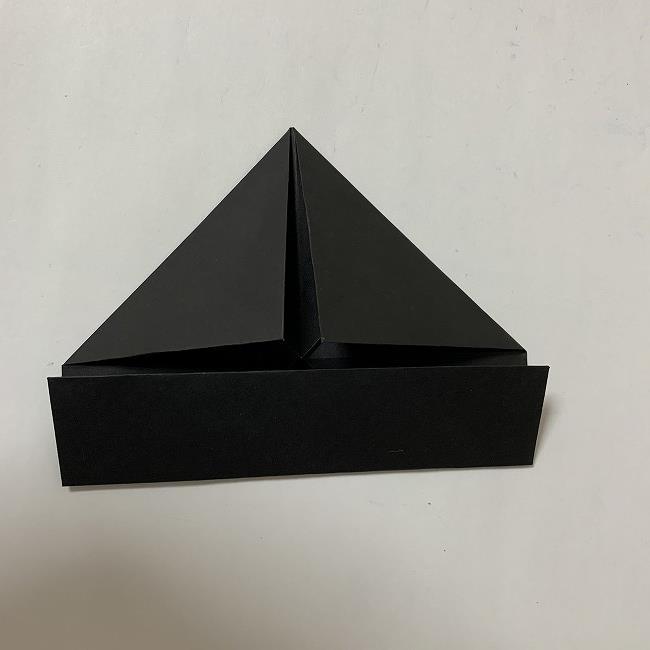 折り紙ディズニーのミッキー&ミニーの折り方・作り方【ツムツム】 (17)
