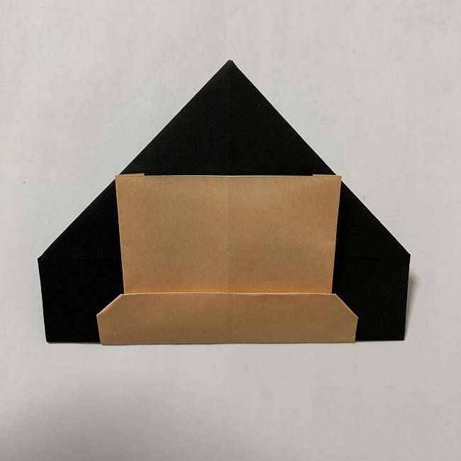 折り紙ディズニーのミッキー&ミニーの折り方・作り方【ツムツム】 (20)