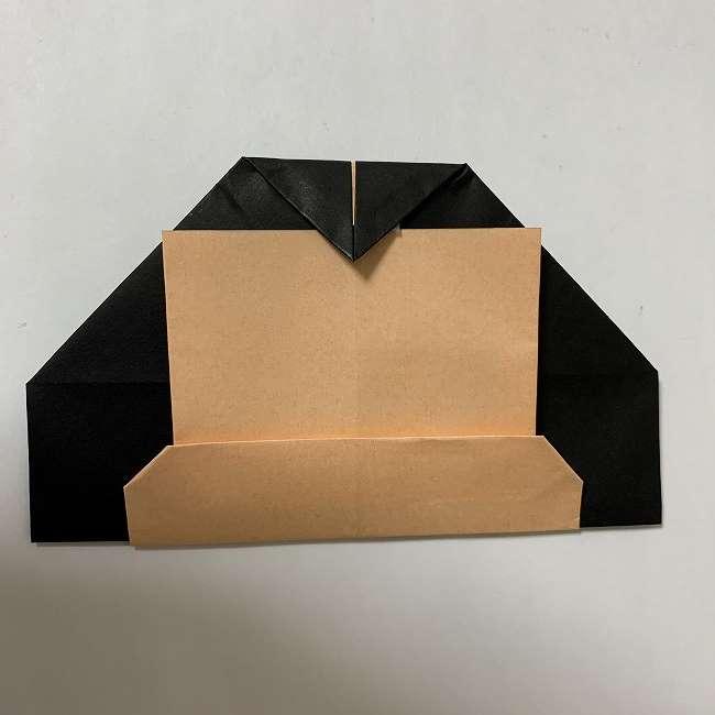 折り紙ディズニーのミッキー&ミニーの折り方・作り方【ツムツム】 (21)