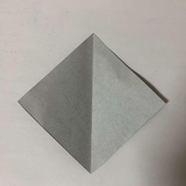 折り紙ディズニーのミッキー&ミニーの折り方・作り方【ツムツム】 (25)