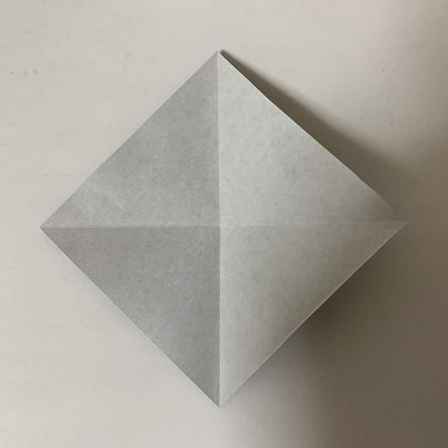 折り紙ディズニーのミッキー&ミニーの折り方・作り方【ツムツム】 (26)
