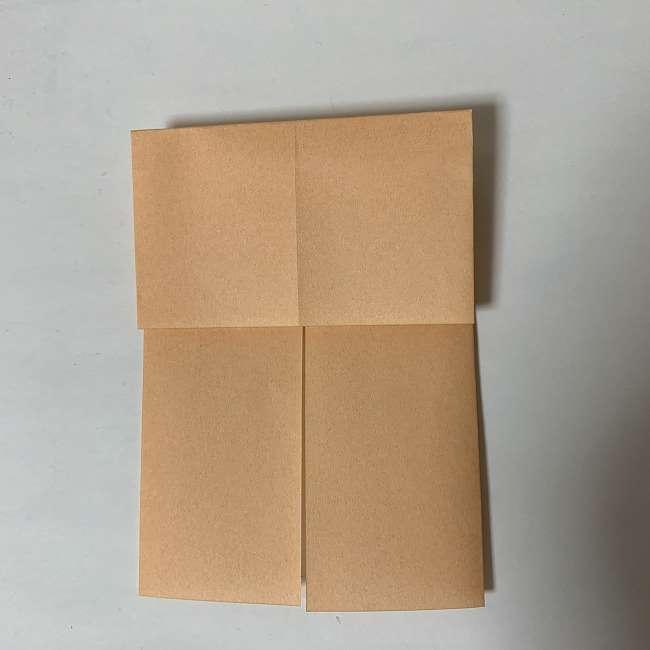 折り紙ディズニーのミッキー&ミニーの折り方・作り方【ツムツム】 (4)