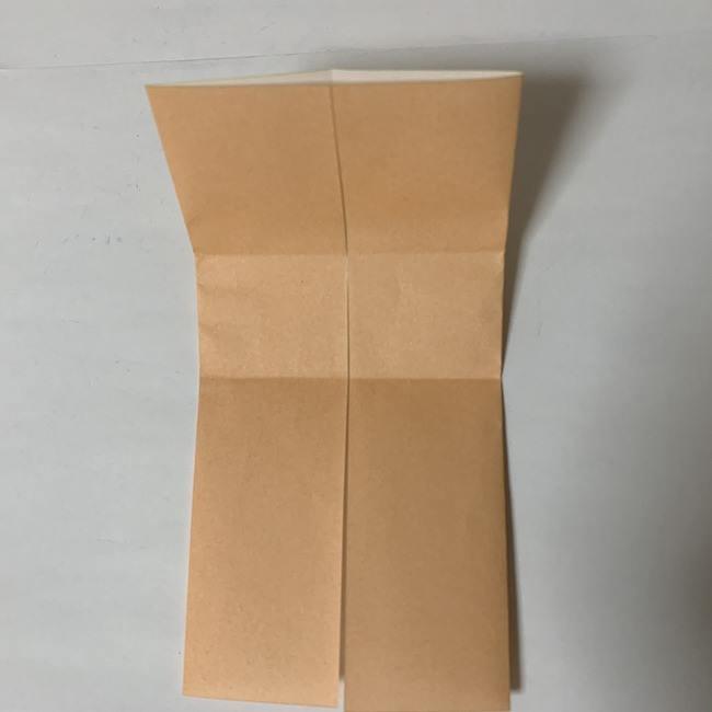 折り紙ディズニーのミッキー&ミニーの折り方・作り方【ツムツム】 (5)