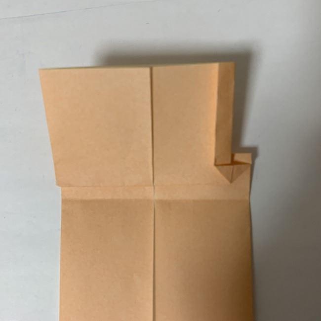 折り紙ディズニーのミッキー&ミニーの折り方・作り方【ツムツム】 (7)