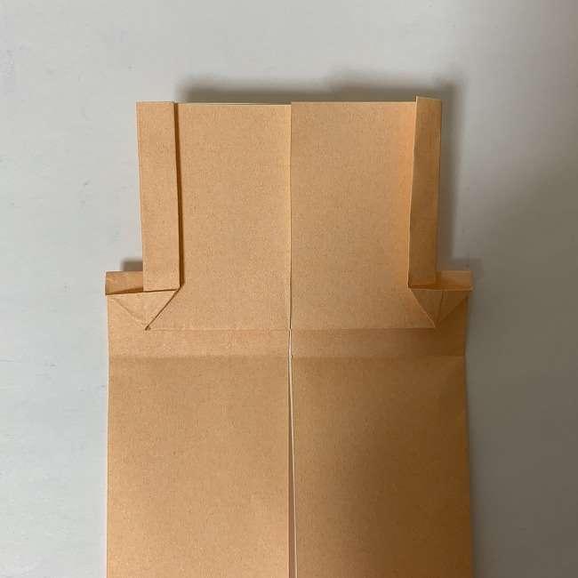 折り紙ディズニーのミッキー&ミニーの折り方・作り方【ツムツム】 (8)