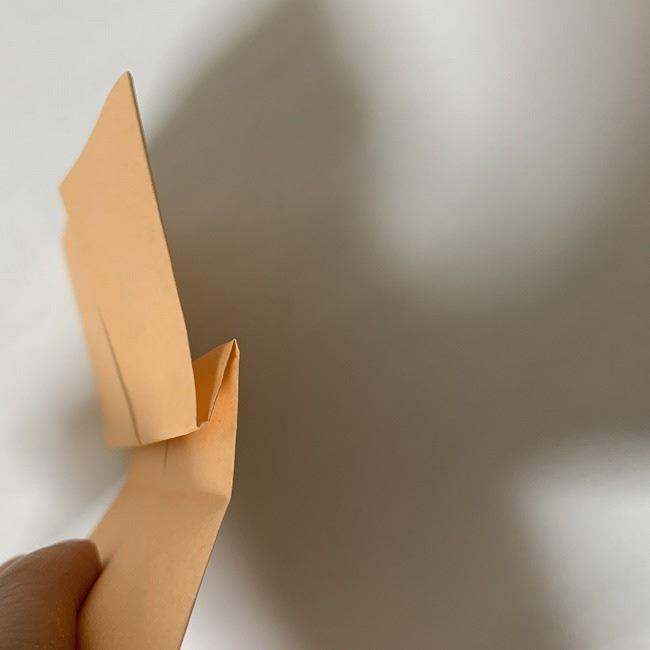 折り紙ディズニーのミッキー&ミニーの折り方・作り方【補足】 (1)