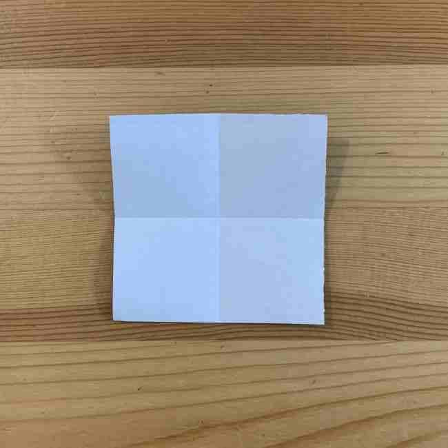 折り紙 ディズニーのミッキー&ミニーの折り方・作り方 (1)