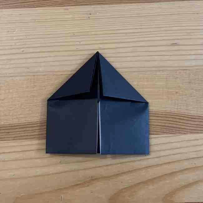 折り紙 ディズニーのミッキー&ミニーの折り方・作り方 (10)