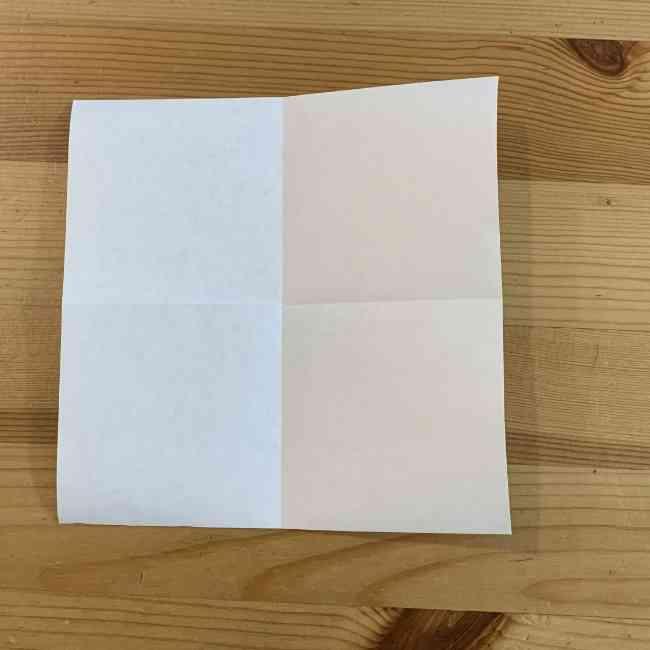折り紙 ディズニーのミッキー&ミニーの折り方・作り方 (12)