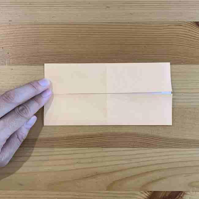 折り紙 ディズニーのミッキー&ミニーの折り方・作り方 (13)