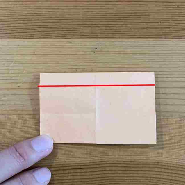 折り紙 ディズニーのミッキー&ミニーの折り方・作り方 (18)