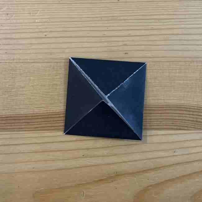 折り紙 ディズニーのミッキー&ミニーの折り方・作り方 (2)