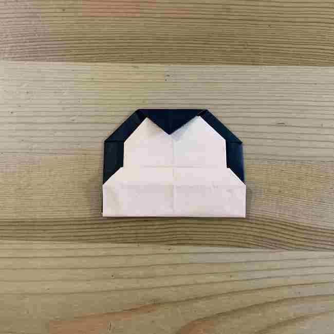 折り紙 ディズニーのミッキー&ミニーの折り方・作り方 (24)