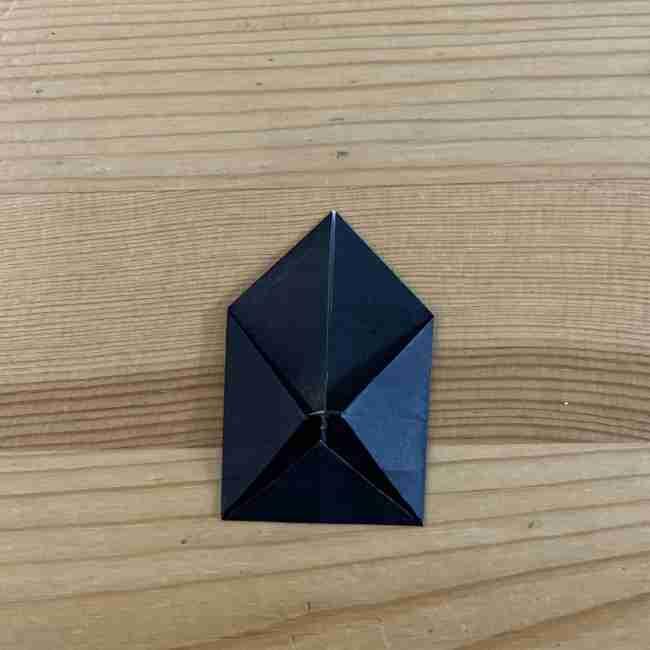 折り紙 ディズニーのミッキー&ミニーの折り方・作り方 (3)