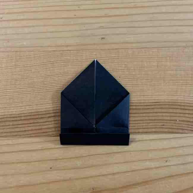 折り紙 ディズニーのミッキー&ミニーの折り方・作り方 (4)